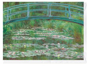the-japanese-footbridge-by-claude-monet-greeting-card